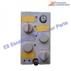<b>Escalator 3RK1205-OBQ00-OAA3 Safety Module</b>