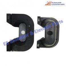 <b>GAA384JZ1 Escalator Handrail Inlet Rubber</b>