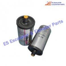 Escalator Parts NKA462970 Canister for SKF Lubricator