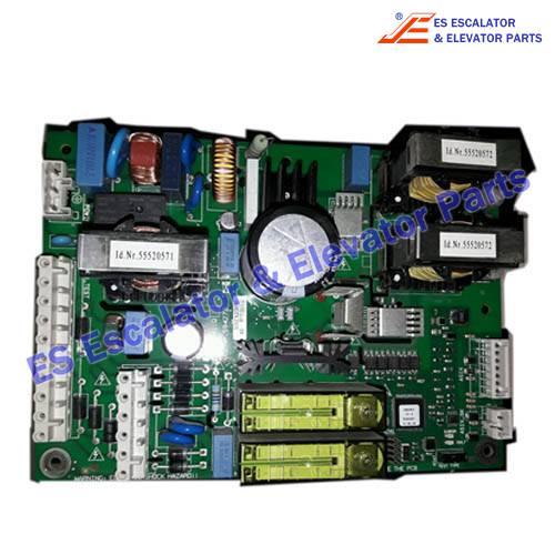 Elevator 594272 PCBA BCM 2001.Q