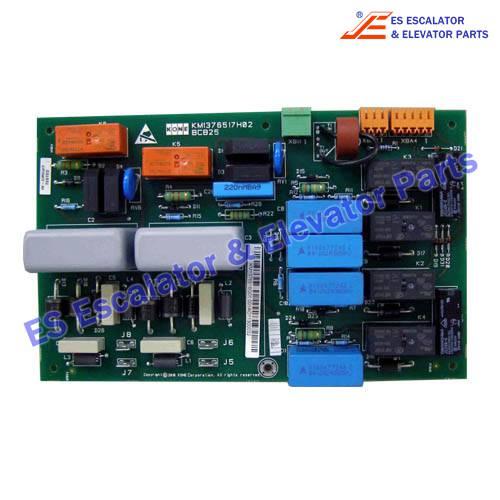 Elevator KM1376516G01 PCB