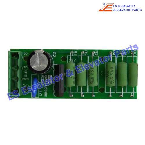 Elevator KM1344168G04 PCB