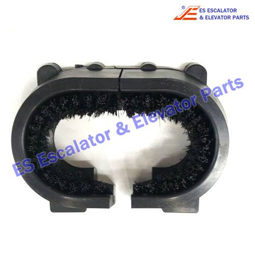Escalator Parts DEE2435424 Handrail entry cover
