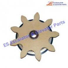<b>GAA195NV1 Escalator Wheel</b>