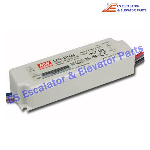 Escalator 50638030 LPV-20-24 Step gap lighting