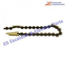 DEE2758680 Escalator Newell Chain