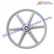 <b>Escalator DEE3721444 Wheel</b>