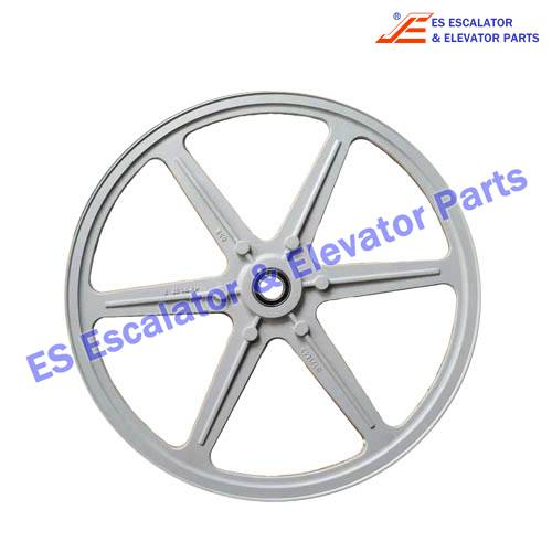 Escalator DEE3721444 Wheel