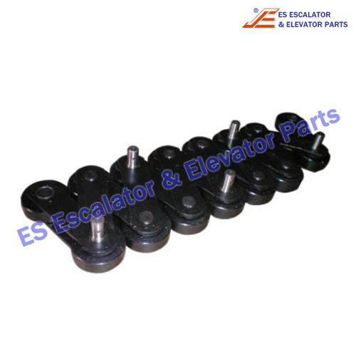 Escalator Parts Step Chain P=133.33mm,pin=20mm