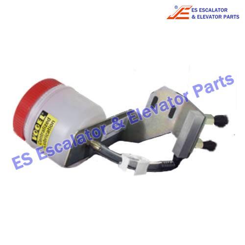 Escalator Parts Lubricating unit step chain RH