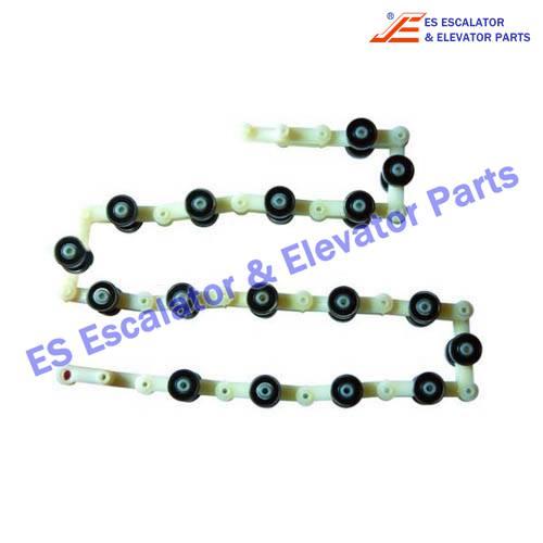 Escalator 409214 reversing chain