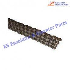 Escalator Parts 1701705400 Roller chain