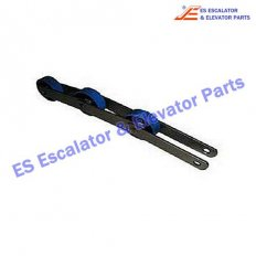 Escalator Parts 1705777400 Singular Step Chain