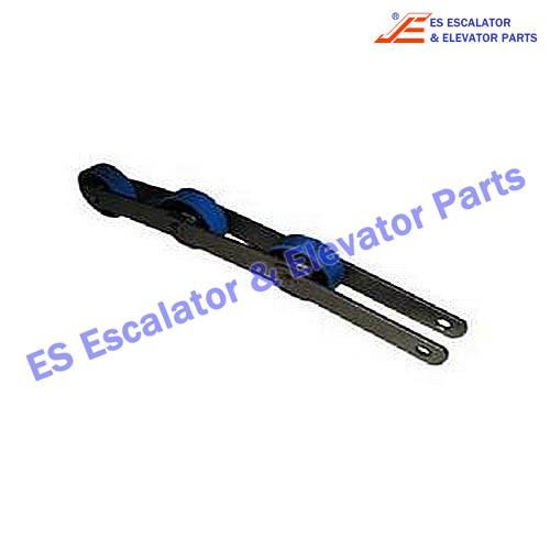Escalator Parts 1705779300 Singular Step Chain