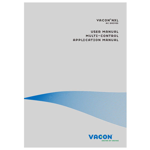 Vacon NXL User Manual DPD01446A