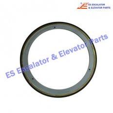 Escalator Parts 1709115000 Handrail drive wheel