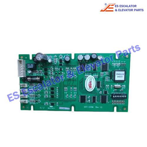 ESLG/SIGMA Elevator DOT-230M PCB