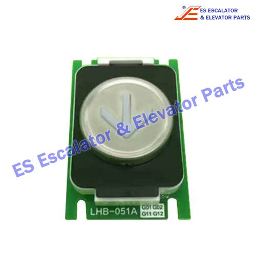 Elevator LHB-051A G03 Button