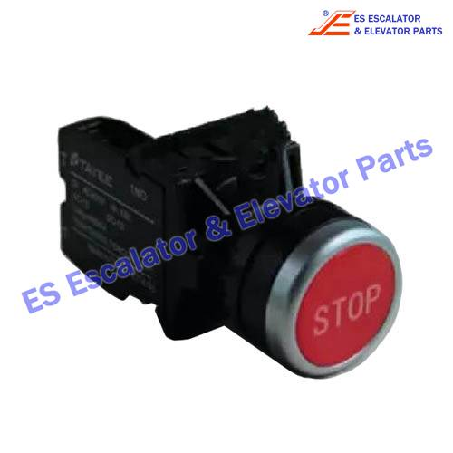 Escalator SMV405057 emergency button