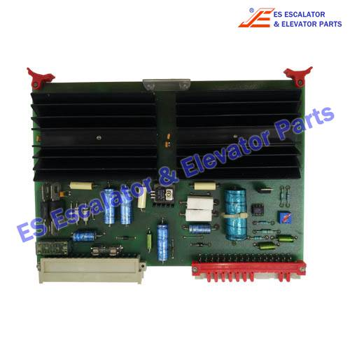 Escalator 590296 Power Board