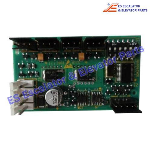 Elevator GDA25005B1 Control Board RS14