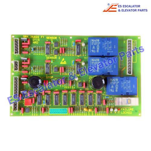 Escalator Parts GBA26800F1 PCB