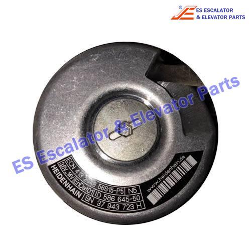 ESThyssenkrupp Elevator ECN 413 2048 56S15-P5 Encoder