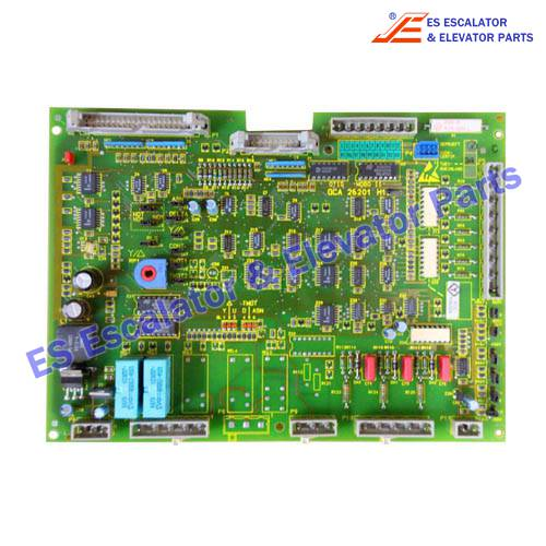 Escalator GCA26201H1 PCB