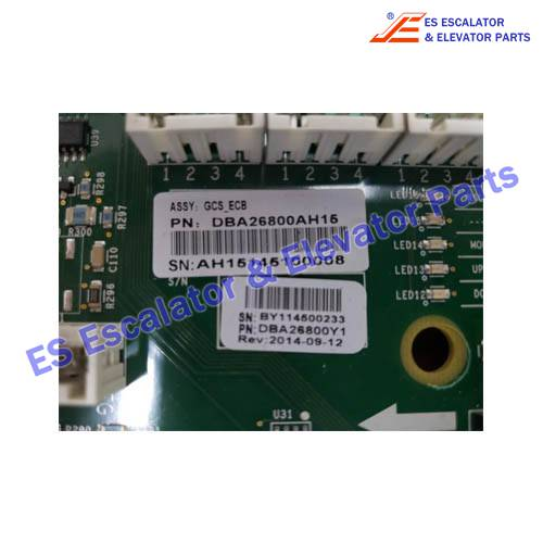 Escalator 508 DBA26800AH15 PCB