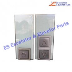 <b>Elevator 591871/591872 Panel</b>