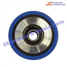Escalator KM5284799H01 Step Roller