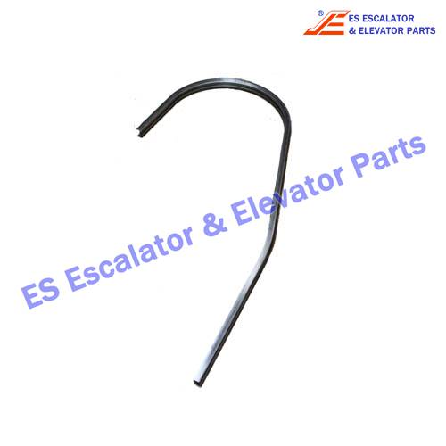 Escalator M12893 Handrail steel guide track