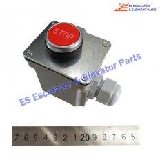 Escalator 462566 Emergency Button