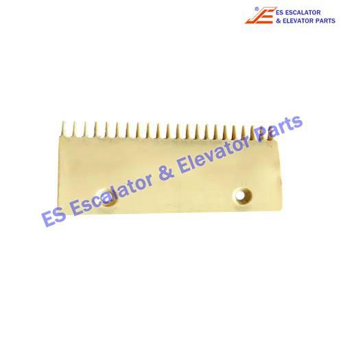 Escalator DSA2001489 Comb Plate