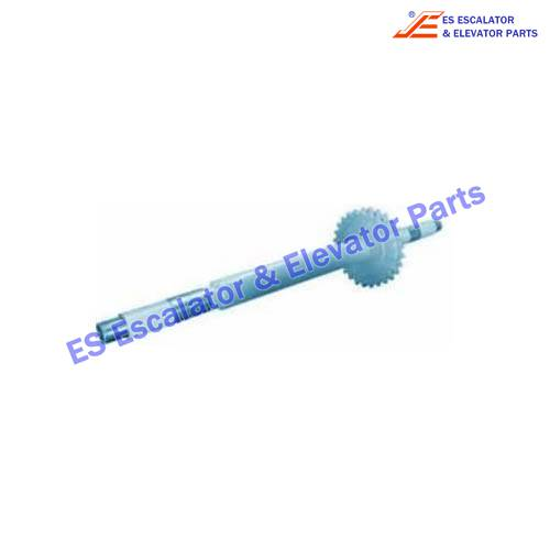 Escalator Parts SMH405621 Handrail drive shaft Use For SCHINDLER