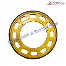 <b>388782 Escalator Friction Wheel</b>