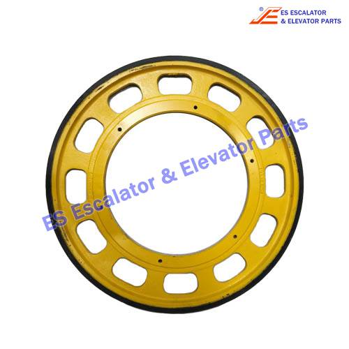 Escalator 388782 Friction Wheel