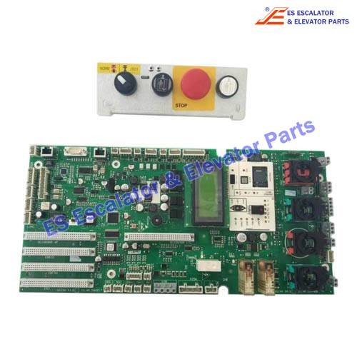 ID.NR.594408/594217 main control board Use For SCHINDLER
