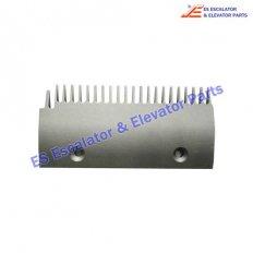 <b>Escalator DSA2001616-L Comb Plate</b>