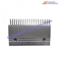 KM5130667H01 Escalator Comb Plate