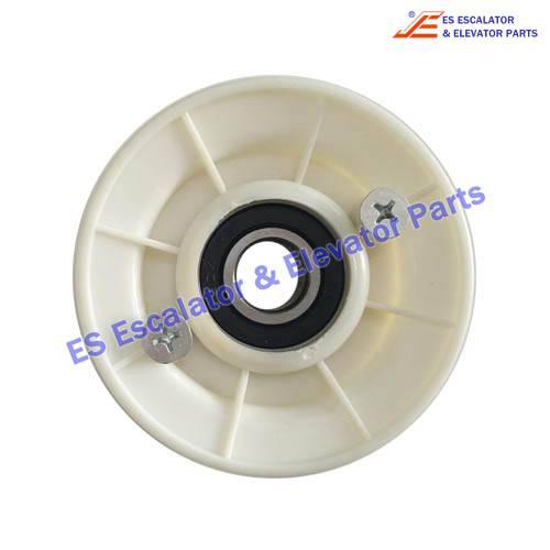 Escalator Parts SMH50623483 Handrail wheel