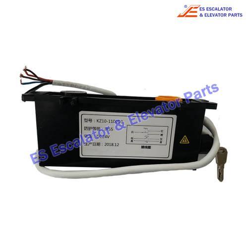 <b>KZ10-1100D1 Emergency stop device</b>