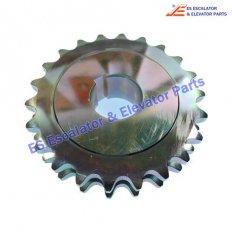 <b>Escalator 50620536 Gear</b>