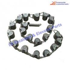 Escalator 506/510/513 DAA332N3 Newell roller