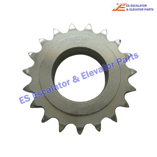 Escalaotr WHS1903001 Sprocket