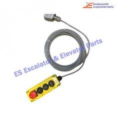 Escalator E0A0002 Inspection Box