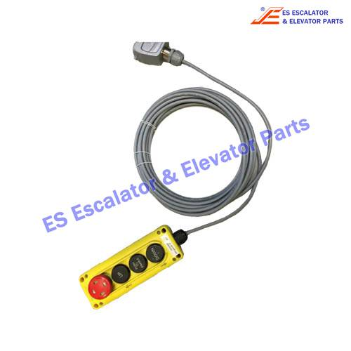 Escalator E0A0002 Inspection Box