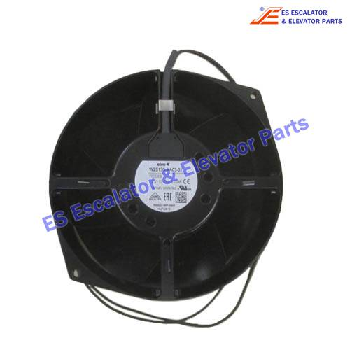 Elevator KM249972 V3F25 Inverter Fan
