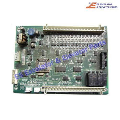 Elevator SM-02-D PCB