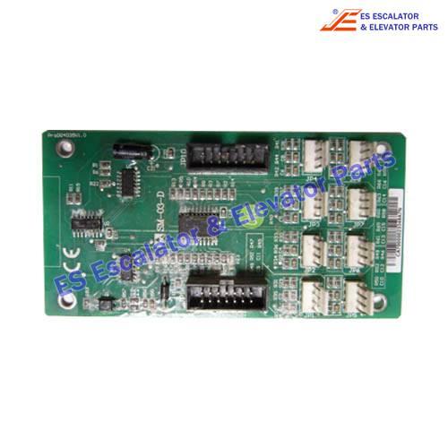 Elevator SM-03-D PCB